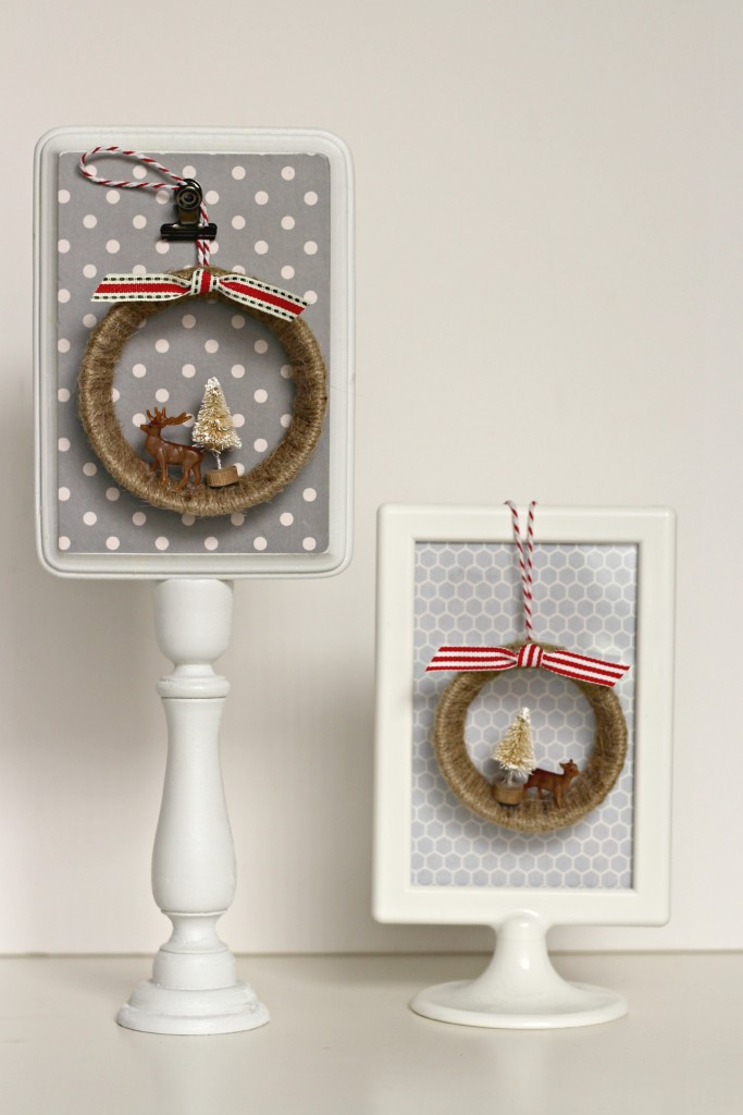 Mason Jar Lid Ornaments.6