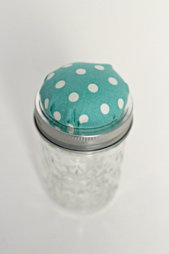 Mason Jar Pin Cushion.2