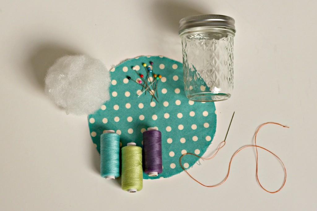 Mason Jar Pin Cushion.6