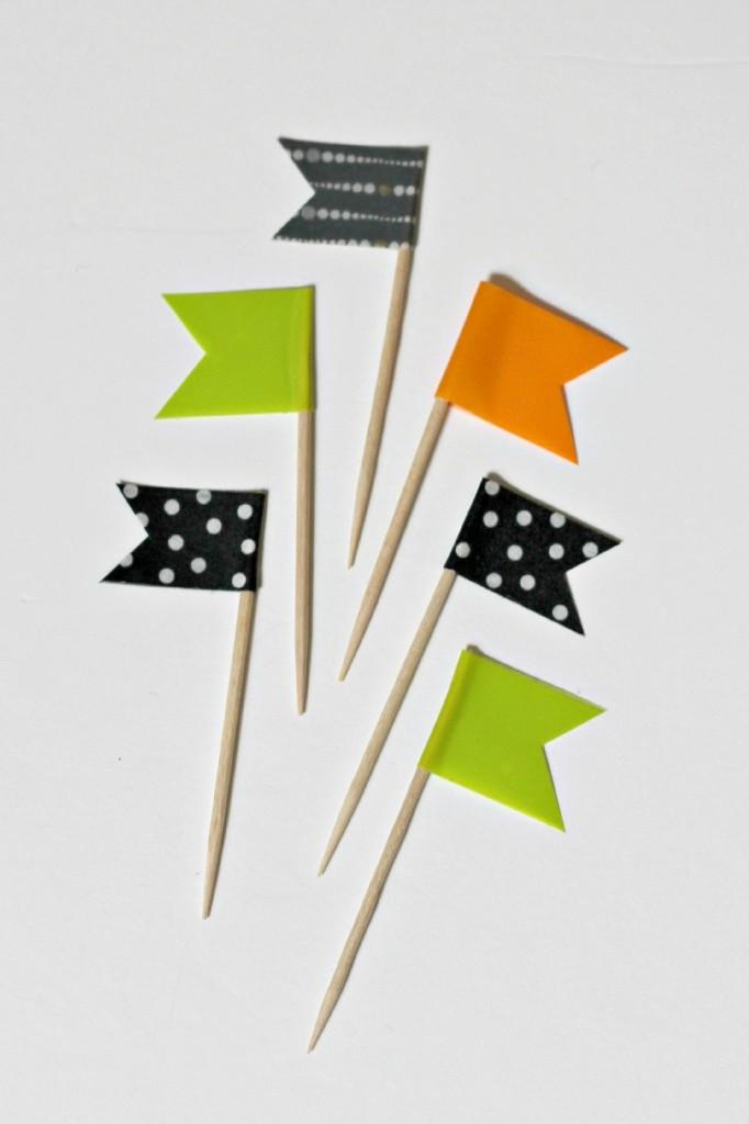 Mini Washi Tape Flags.4