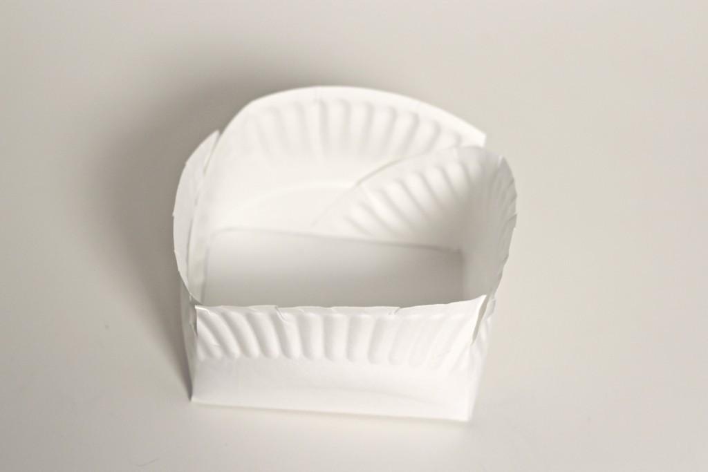 Paper Plate Basket.7