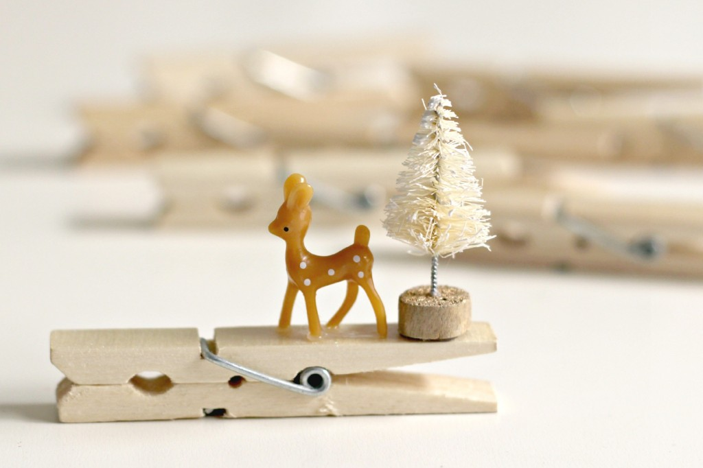 Reindeer Clothespin Ornaments.3