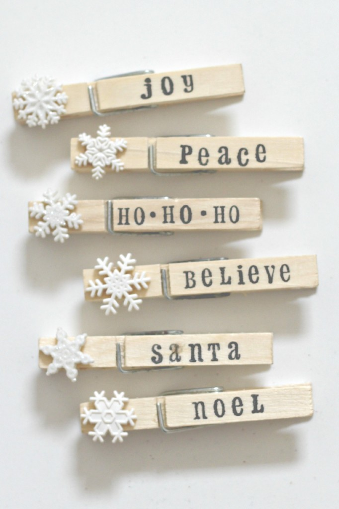 Stamped Christmas Clips.3
