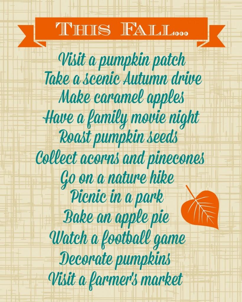 This Fall...printable