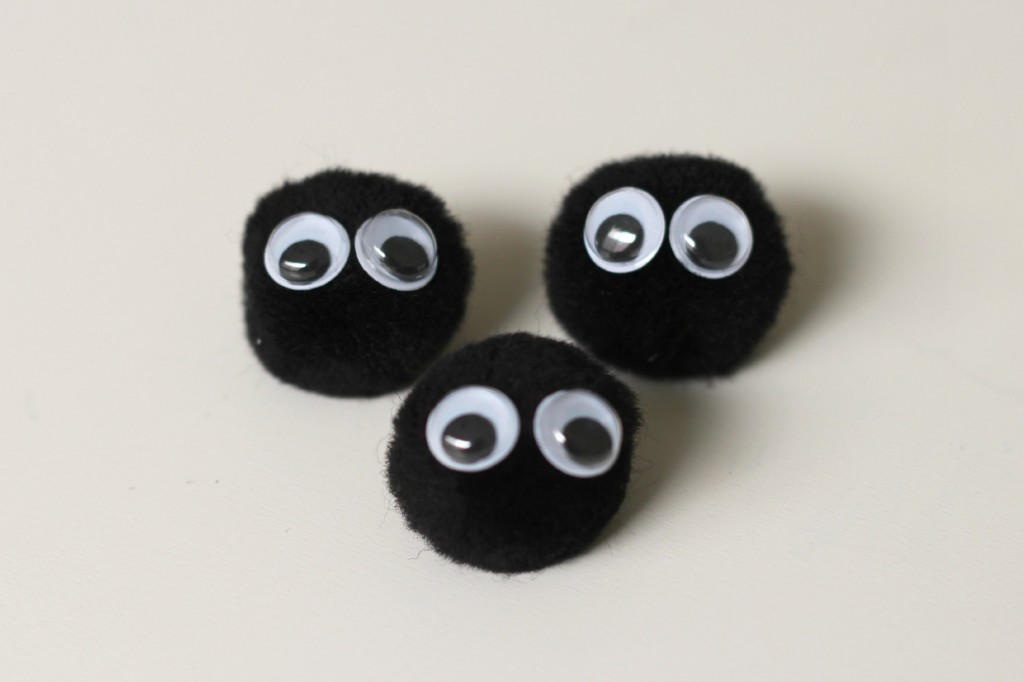 googly eye monsters