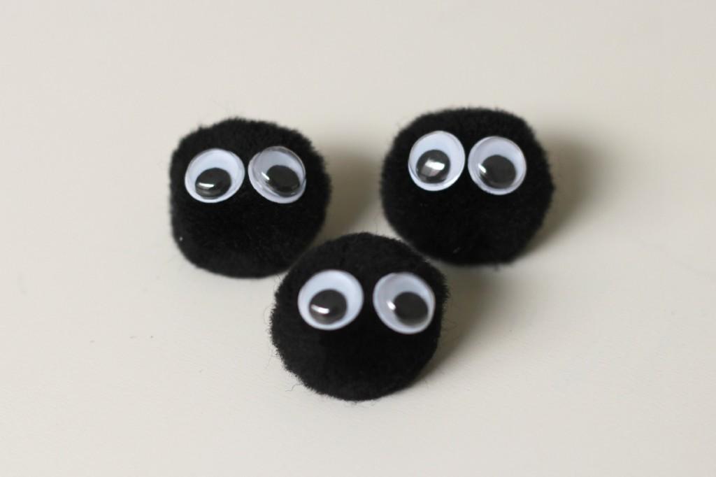 googly eye monsters