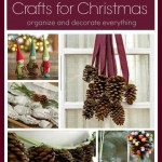 20 of the Best Pinecone Crafts for Christmas