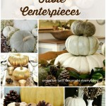 20 Thanksgiving Table Centerpieces