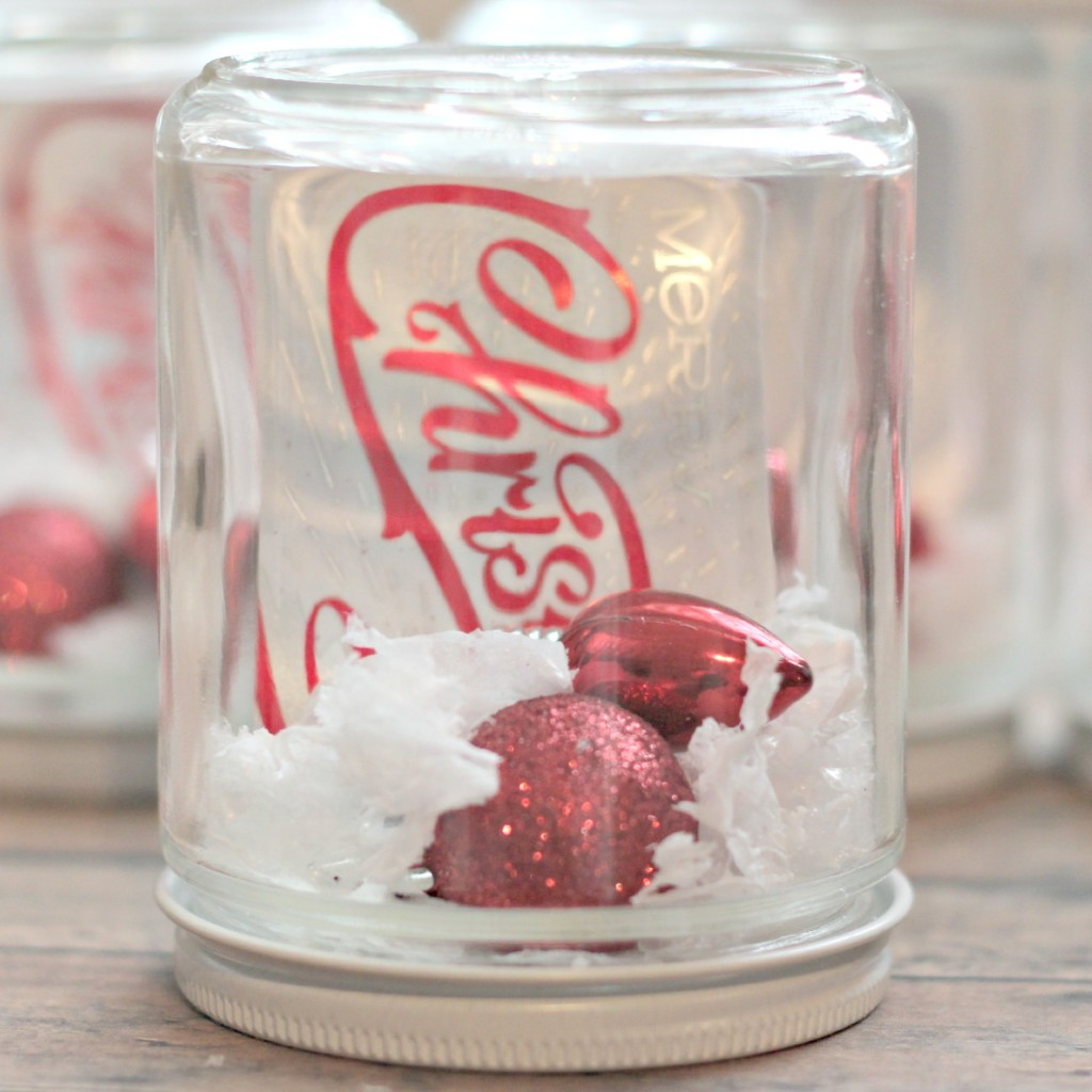 Gift Card Waterless Snow Globes Organize And Decorate Everything