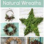 12 Beautiful Natural Wreaths