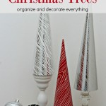 Cone Shaped Christmas Trees