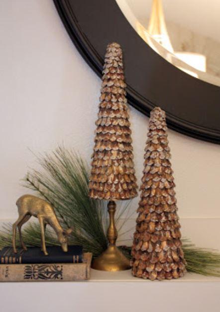 Pinecone Crafts 2