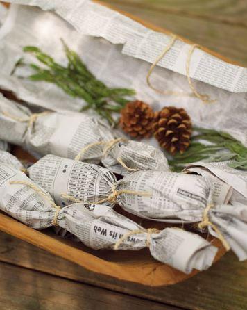 Pinecone crafts 4