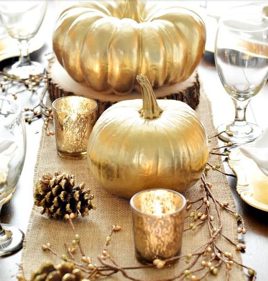 Decorating Ideas > 20 Thanksgiving Table Centerpieces  Organize And Decorate  ~ 192936_Thanksgiving Centerpieces Name