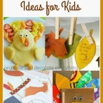 Awesome Thanksgiving Day Ideas for Kids