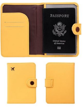 Travel- Passport wallet
