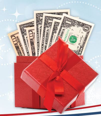 Clutter Free Gifts financial