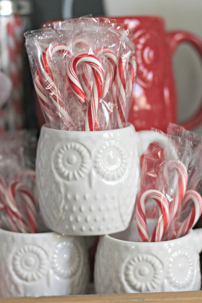 Everyday Cocoa Bar candy canes