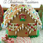 Gingerbread House Decorating: A Christmas Tradition