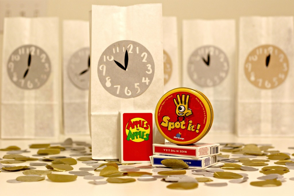 New Years Eve Countdown Bags 10 o'clock