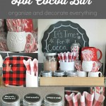 Make an Everyday Hot Cocoa Bar