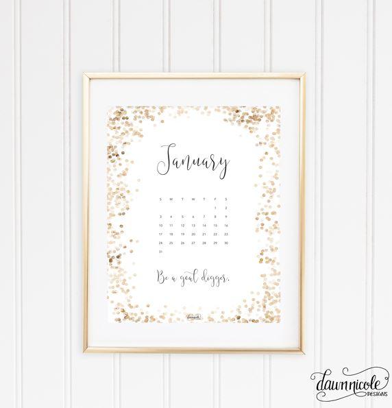 2016 Calendars Dawn Nicole