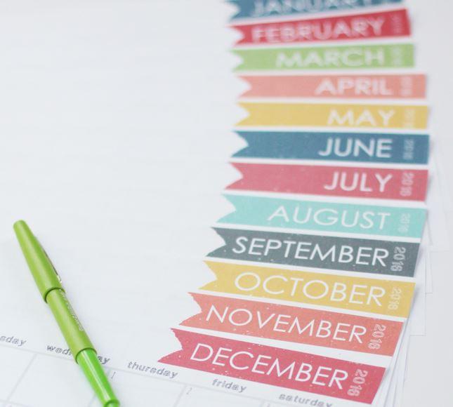 2016 Calendars Landee