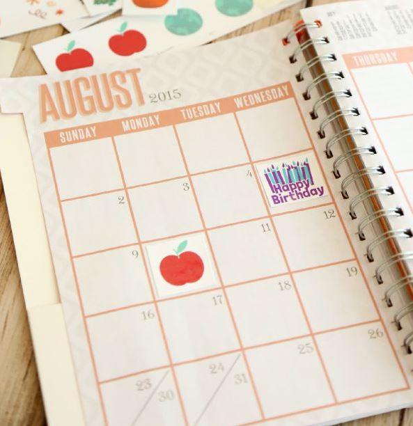 2016 Calendars Mom Endeavors