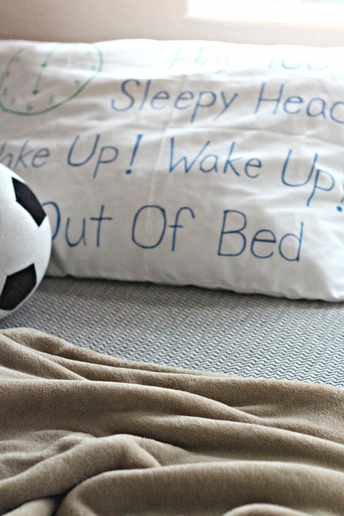Checklist Pillowcase Ammon