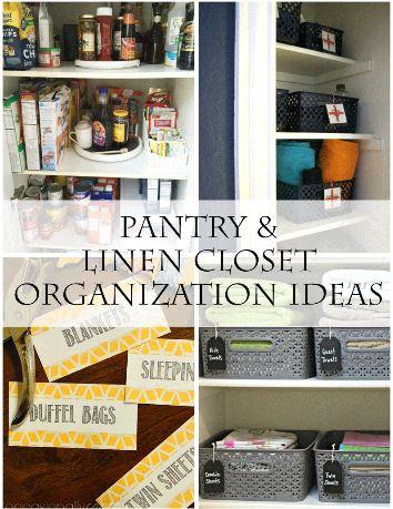 Linen Closet collage 2