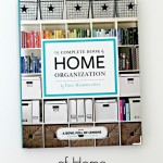 Get Organized using The Complete Book of Home Organization and a Giveaway