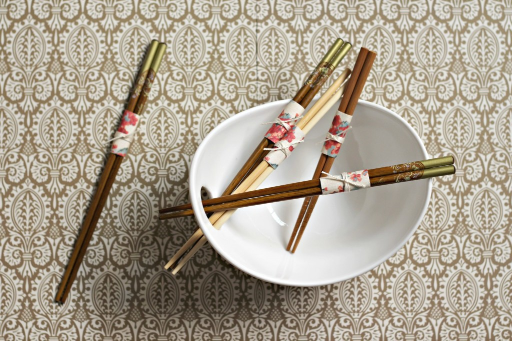 Chop Stick Wraps