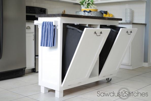 Multi Functional Kitchen Island