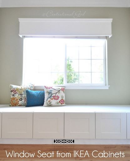 Multi Functional Window Seat
