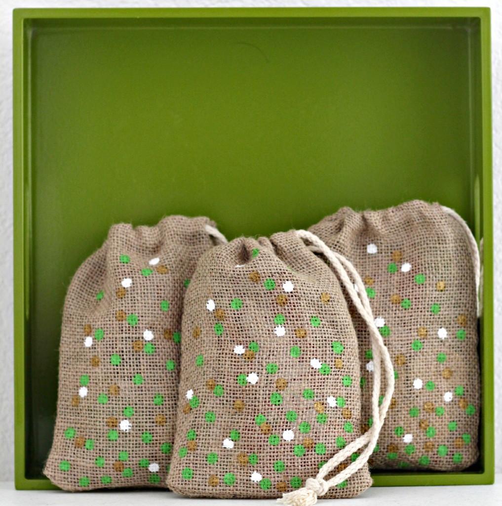 St. Patrick's Day Confetti Bag 3