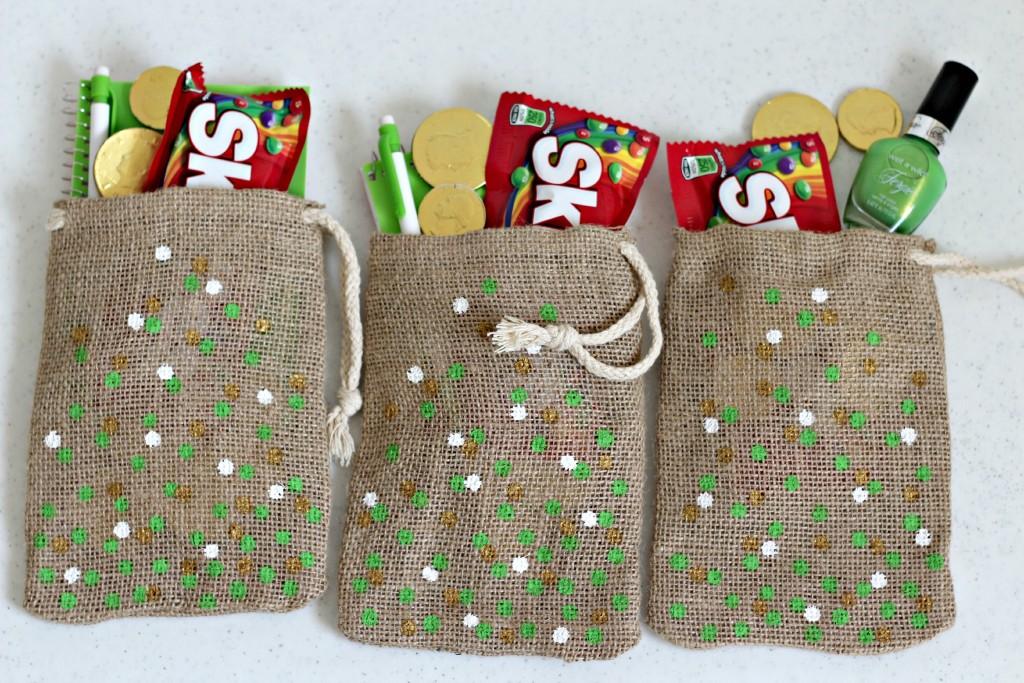 St. Patrick's Day Confetti Bag 6