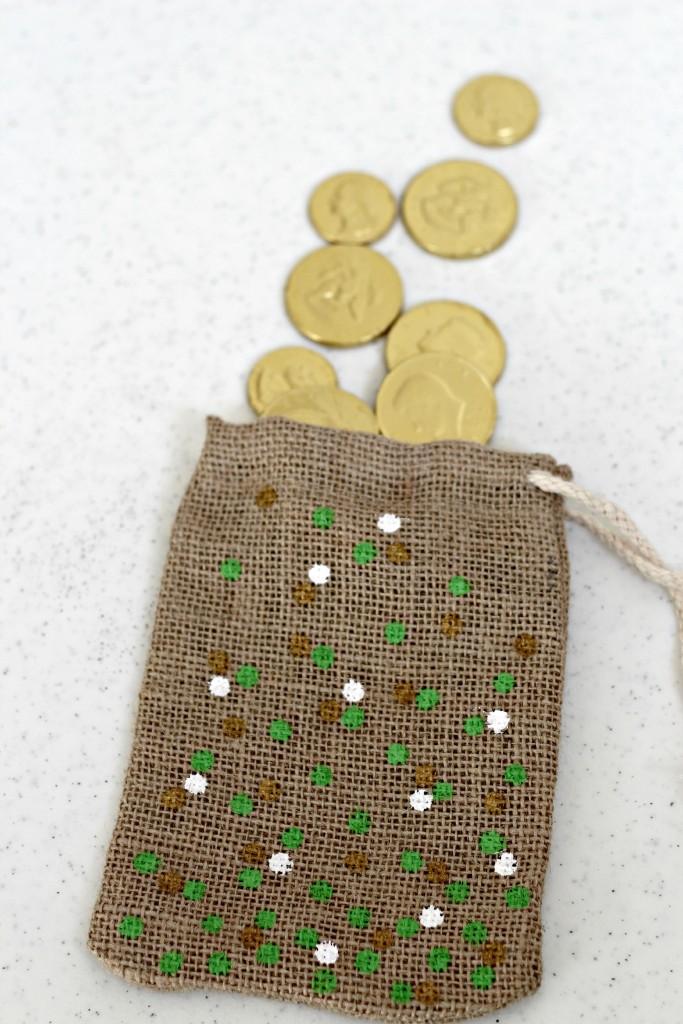 St. Patrick's Day Confetti Bag 7