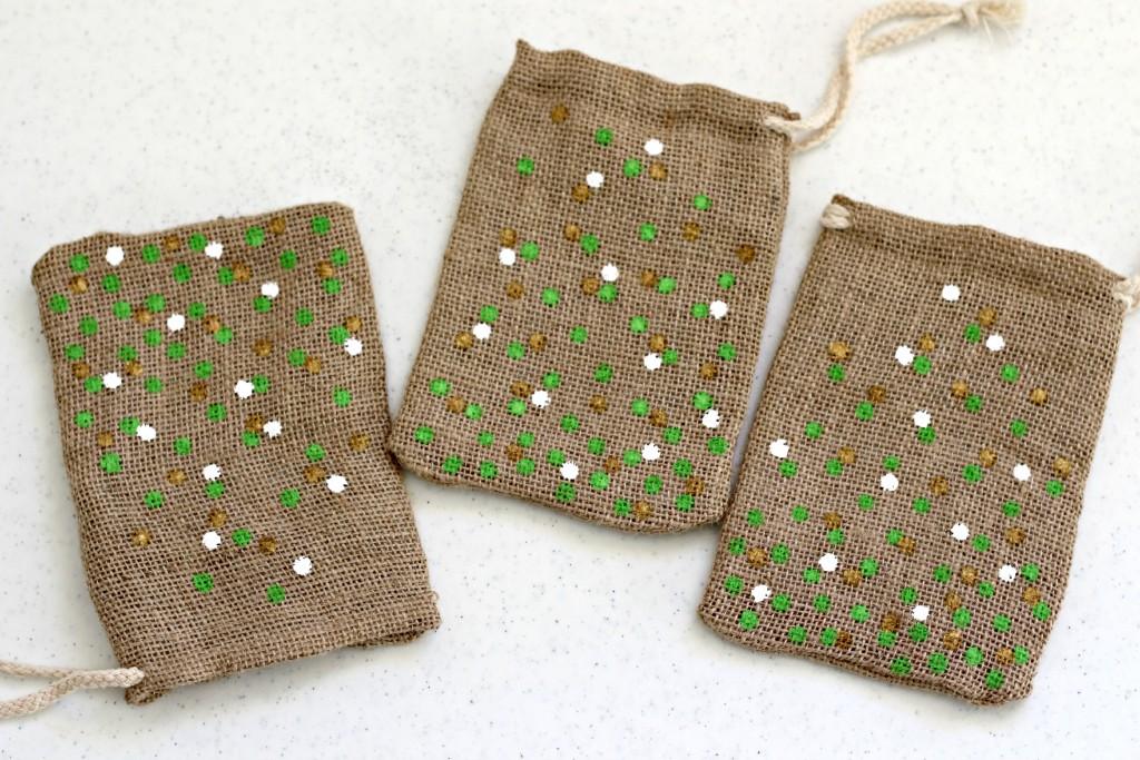 St. Patrick's Day Confetti Bag 8