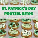 St. Patrick's Day Pretzel Bites (Gluten Free)