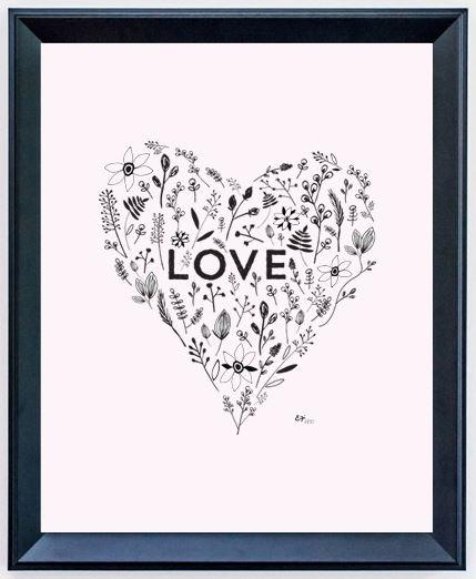 Valentine Print.26