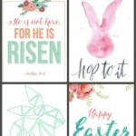 My Favorite Free Easter Printables
