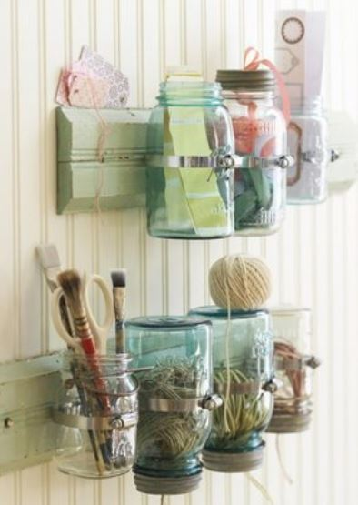 Creative Storage Jars