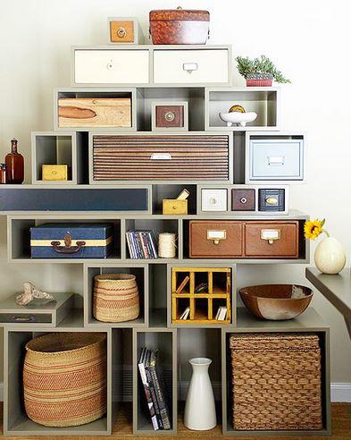 Creative Storage cabinet