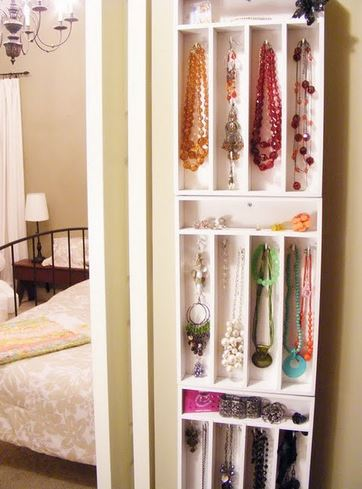 Creative Storage jewelry