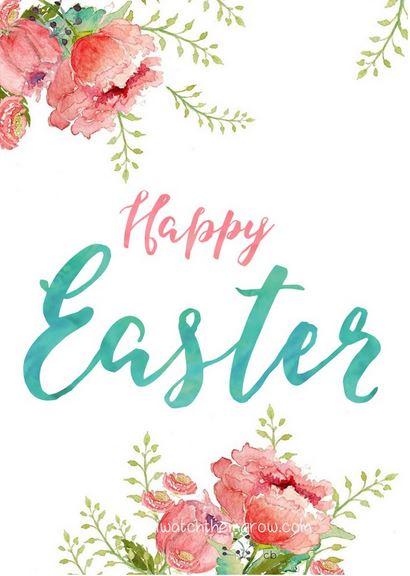 Easter Printables .4