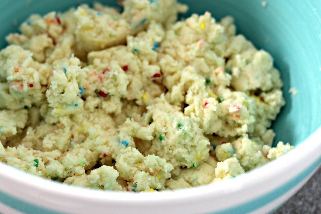 Funfetti Cookie mix