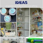 10 of the Best Kitchen Organizing Ideas