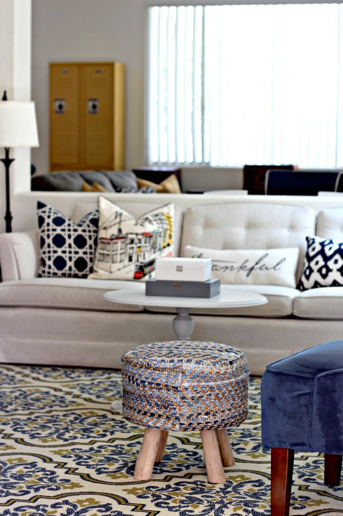 Decorating a Rental living room