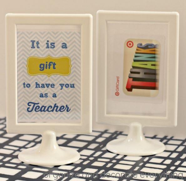 Gift Card Frames