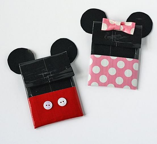 Gift Card Mickey Box